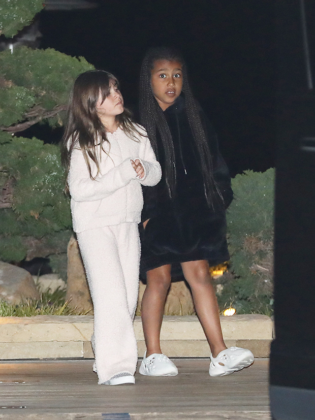 Penelope Disick a nord-ovest