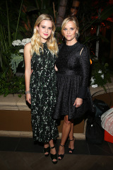 Ava Phillippe e Reese Witherspoon Elle Women In Hollywood, Cocktails, Los Angeles, USA - 16 ottobre 2017