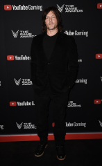 Norman Reedus The Game Awards, Arrivi, Los Angeles, USA - 12 dicembre 2019