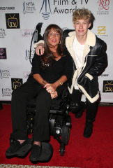 Abby Lee Miller, Mackenzie Sol The National Film and Television Awards, Los Angeles, USA - 05 dicembre 2018